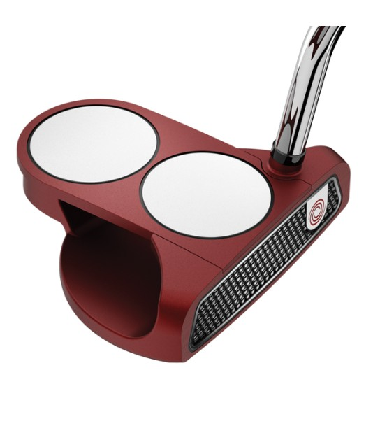 Putter Odyssey O-works Red 2-Ball