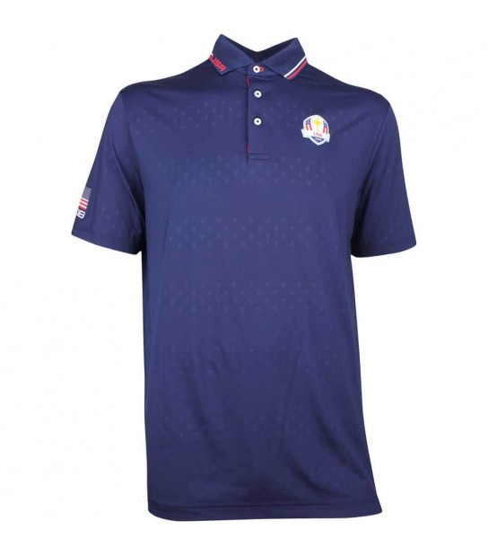 4919015a RLX Ryder Cup Golf Shirt - Printed Airflow - Team USA 2018. Tap or hover to  zoom. Polo Ralph Lauren Ryder Cup