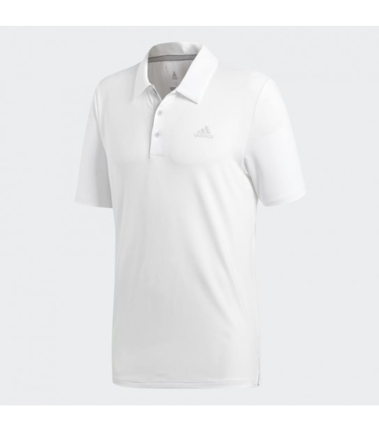Adidas Polo Mens ULT 365 White