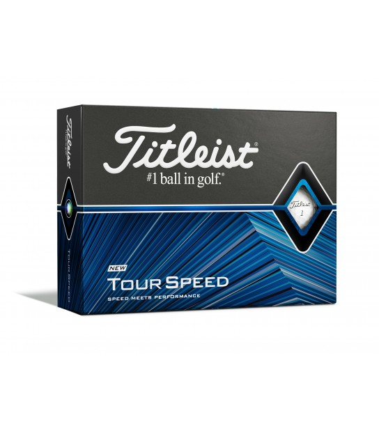 Titleist Tour Speed 2021 Balls
