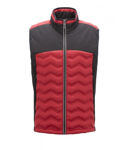 men golf vest Hugo Boss online store clothing 6176ebdb3491